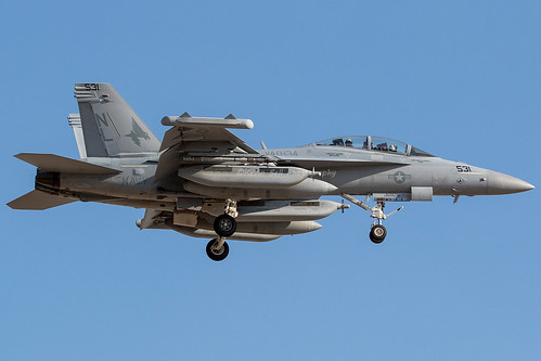EA-18G 168770 MCAS Yuma WM | by finband76