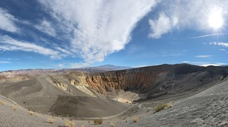 0485 Panorama view of Ubehebe Crater from the parking area | by _JFR_