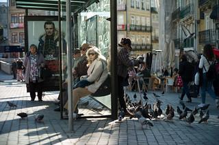 Waiting for the Man   by Adam Bonn