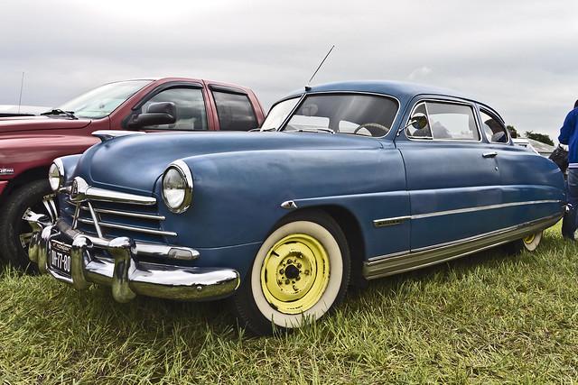Hudson Super 6 Coupé 1950 (8778)