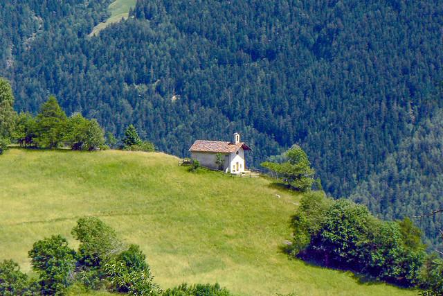La cappella di Chatelair