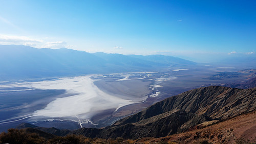 Dante's View, Vallée de la Mort | by rhespel