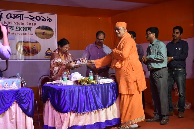 District Krishi Mela and Technology Week Celebration organized by Sasya Shyamala KVK, Ramakrishna Mission Vivekananda Educational and Research Institute (RKMVERI) in the KVK premises at Arapanch, Sonarpur during 14 to 16 February, 2019