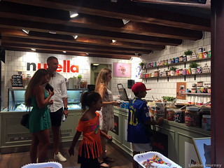 Nutella cafe | by libelle_journey