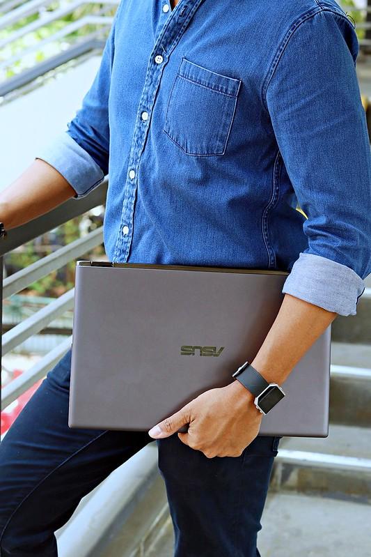 ASUS ZenBook Flip 15 UX562 08 RODMAGARU