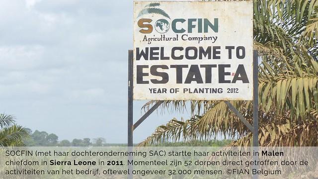 [NL] Diaporama Socfin 2011 - 2019