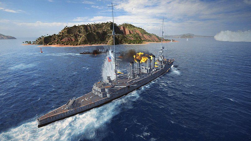 Your guide to historical sim World of Warships: Legends, out