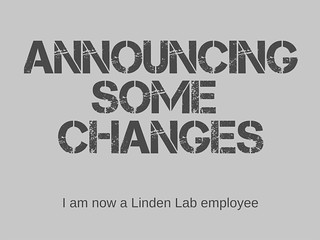 Announcing some Changes   by Strawberry Singh