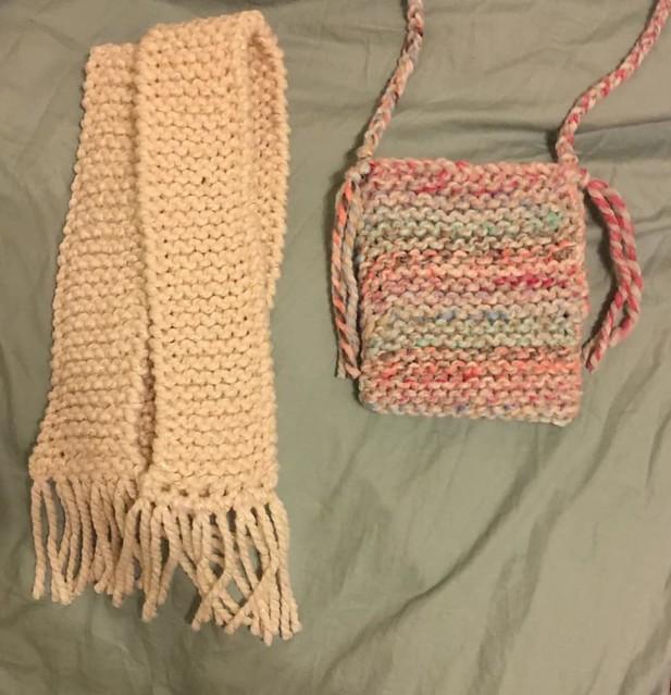 Beginning Knitting 6