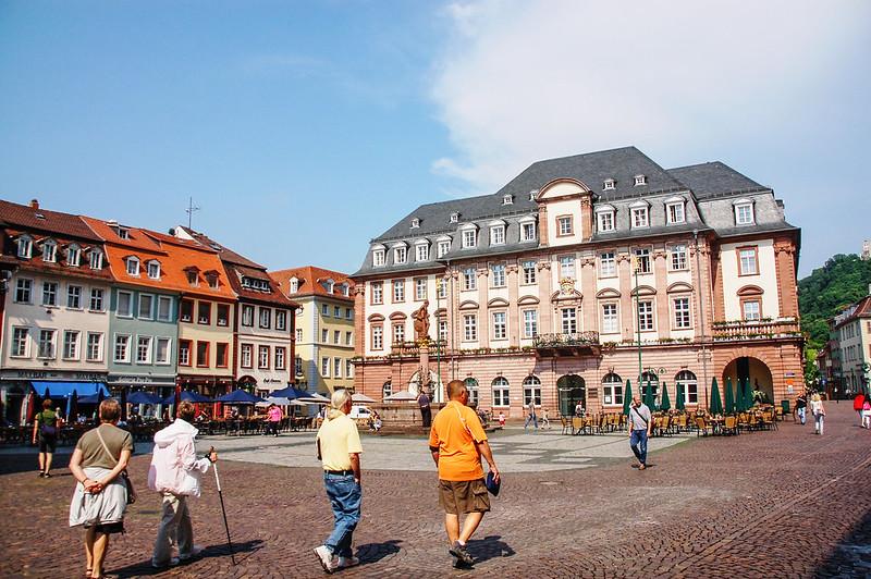 海德堡市政府(Town hall)