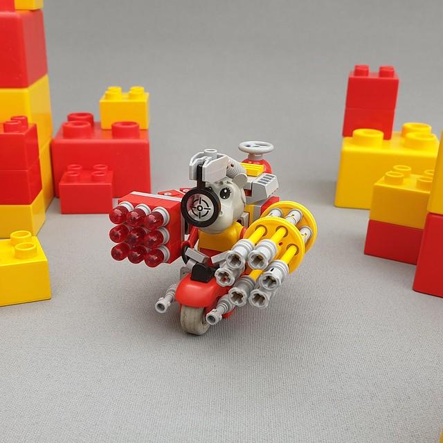 The Rocket Hippo