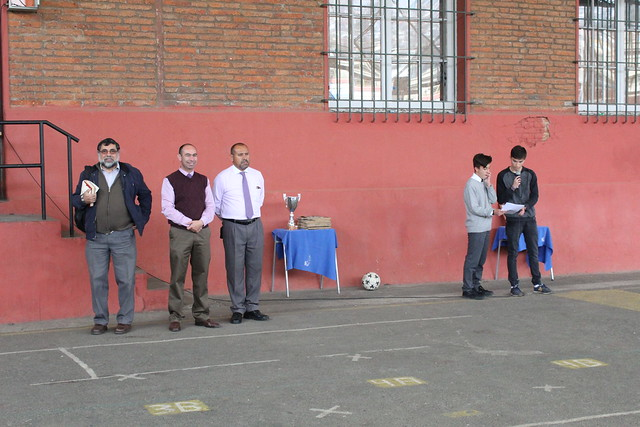 "Inicio Campeonato de Futbol ""Huguito Álvarez"""