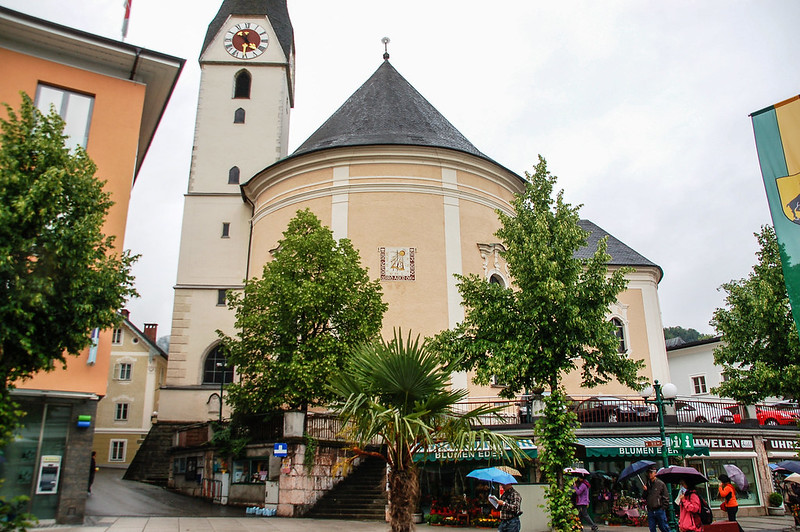 Stadtpfarrkirche Bad Ischl(Parish Church of Bad Ischl)鐘樓 1