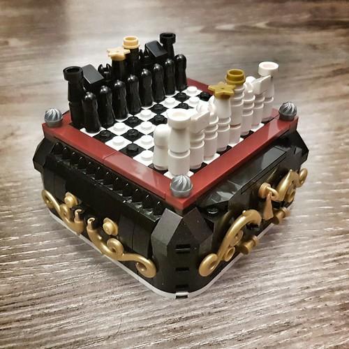 AFOL Designer Program Chess