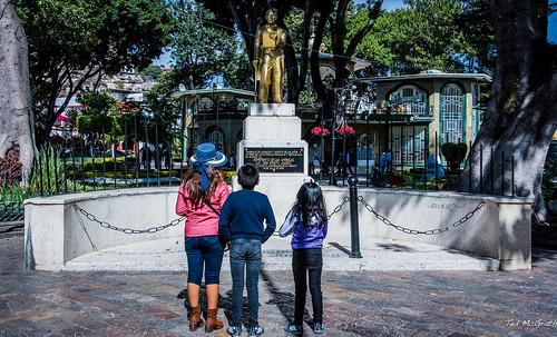 2018 - Mexico - Atlixco - Benito Juárez