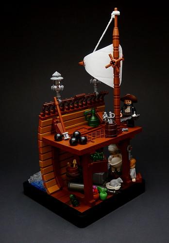 #012 - Aboard A Ship