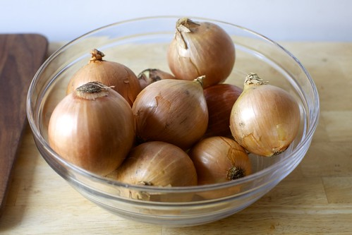 3 pounds of onions | by smitten kitchen