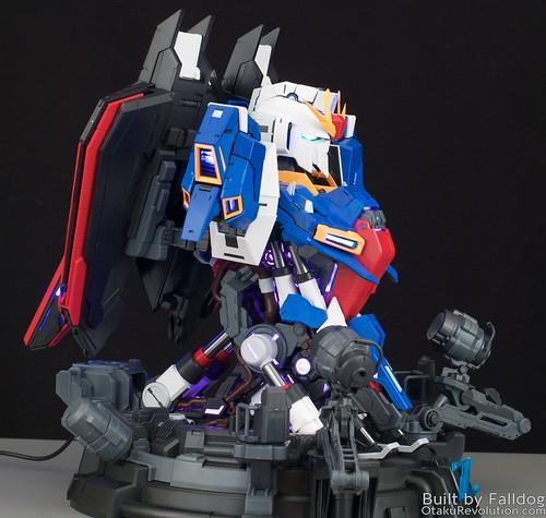 BSC Zeta Gundam Bust 13   by MT Falldog