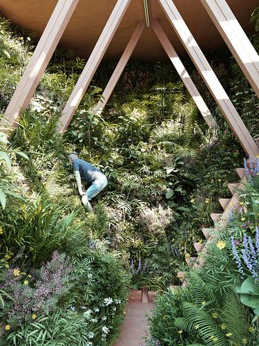 Precht - The Farmhouse 垂直農場集合住宅 11 | by 準建築人手札網站 Forgemind ArchiMedia