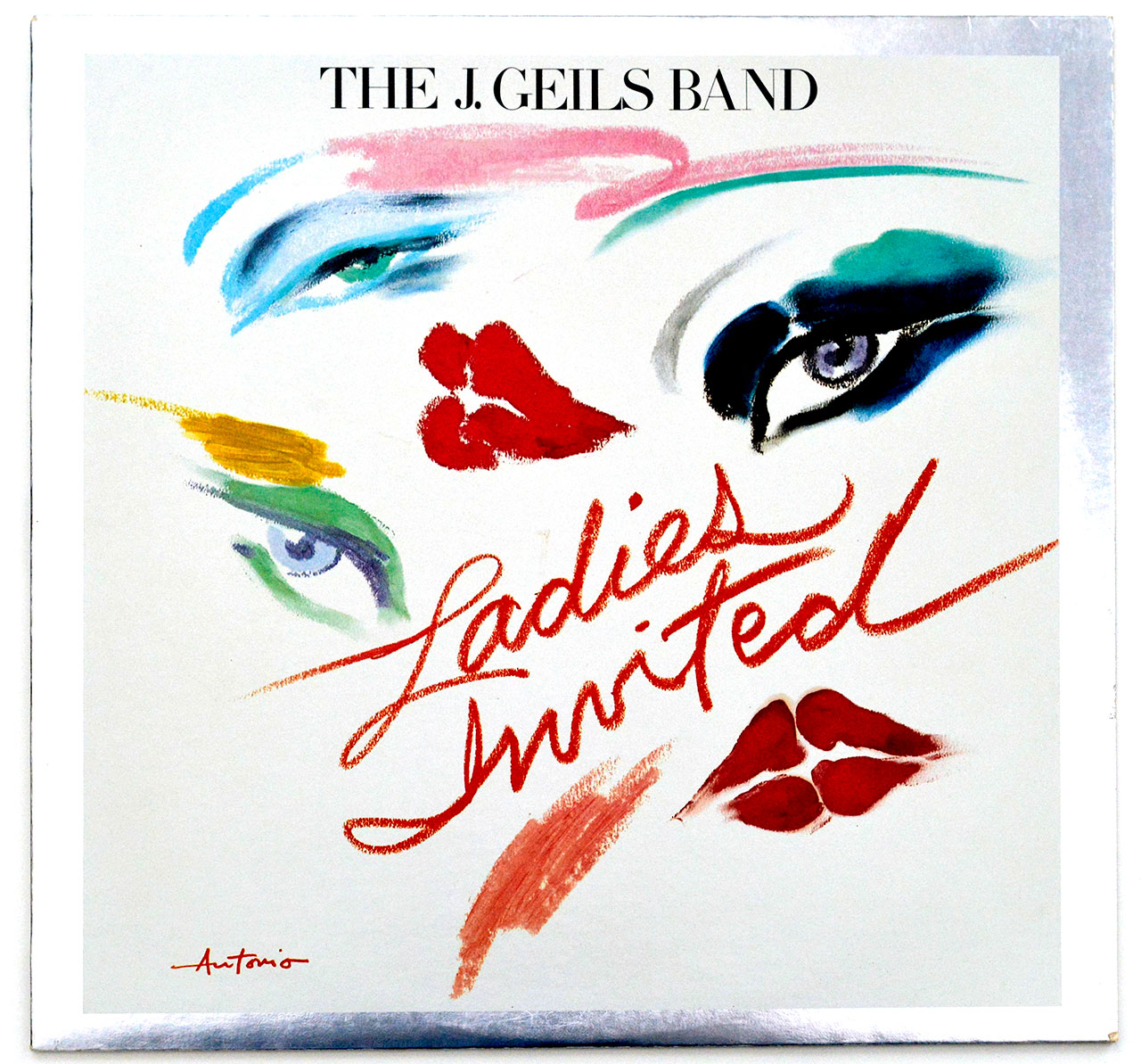 A0705 J. GEILS BAND, THE - Ladies Invited