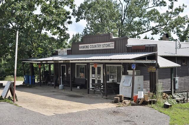 Hankins Country Store - Pelsor,Arkansas