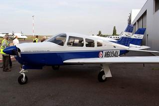N6094V   Piper PA-28R-201 Arrow III [2844140] Antwerp-Deurne~OO 11/08/2010