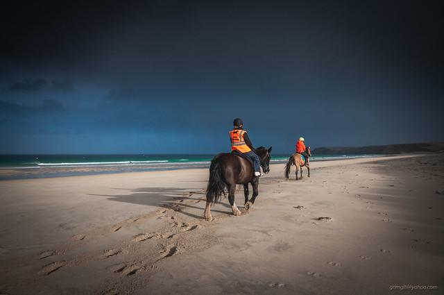 Traigh Mhor Pony Trekking