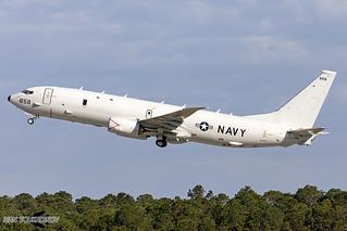 Boeing P-8A Poseidon 168858 VP-10 NAS Jacksonville | by Ivan Voukadinov