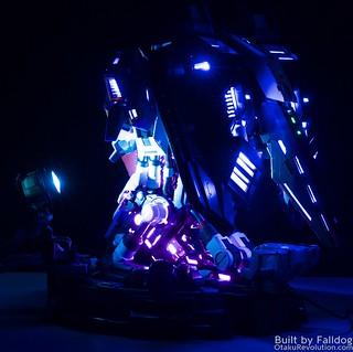 BSC Zeta Gundam Bust 18 | by MT Falldog