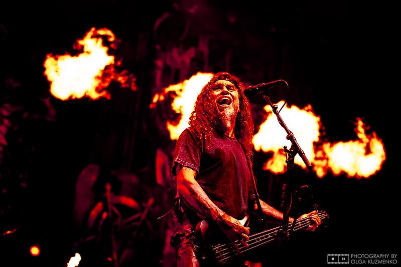 Slayer -- Photo Credit: Olga Kuzmenko