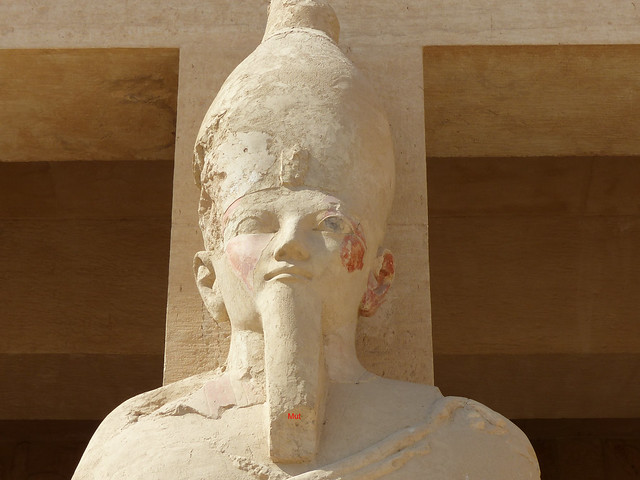 Tempel der Hatschepsut, Deir el-Bahari, Luxor