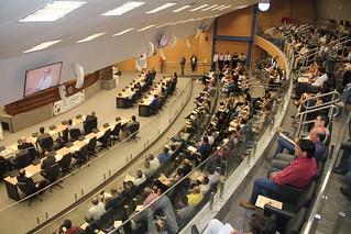 O segundo encontro do calendário de atividades do 23º Ciclo de Debates com Dirigentes Municipais e Lideranças Políticas aconteceu, na sexta-feira (29/3), nas dependências da Câmara Municipal de Campinas.