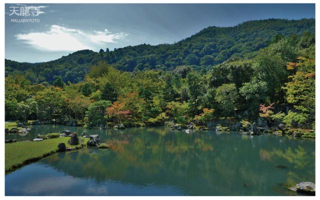 嵐山天龍寺-18