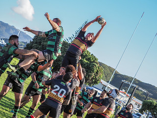 Paremata-Plimmerton v Wainuomata,  13 April 2019 | by stewartbaird