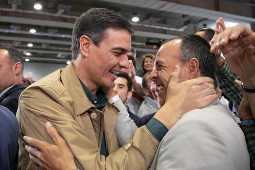 14.04.2019 Pedro Sánchez en Las Palmas de Gran Canaria | by Partido Socialista