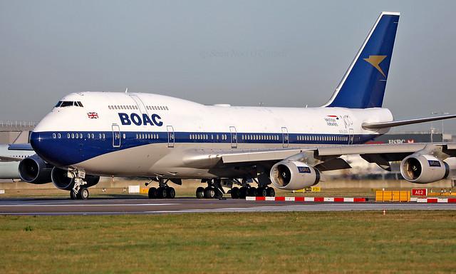 G-BYGC - Boeing 747-436 - LHR