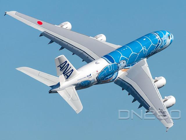 ANA A380-841 msn 262