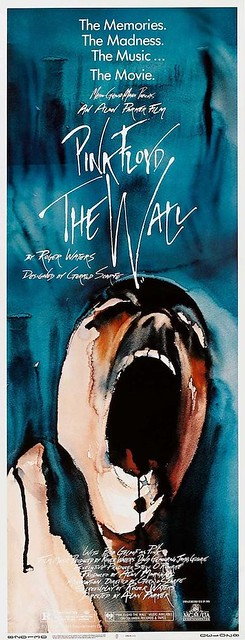 Pink Floyd The Wall Theatre Poster