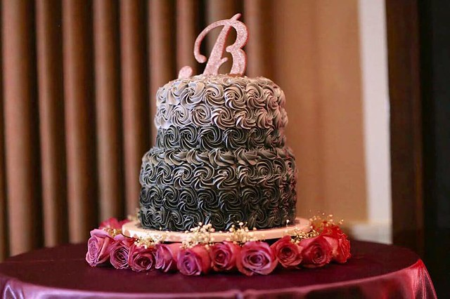 Cake by Tailored Confections