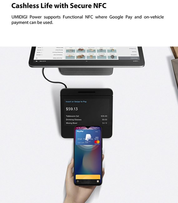 UMIDIGI Power (5)