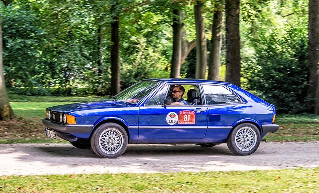 VW Scirocco 1 1977