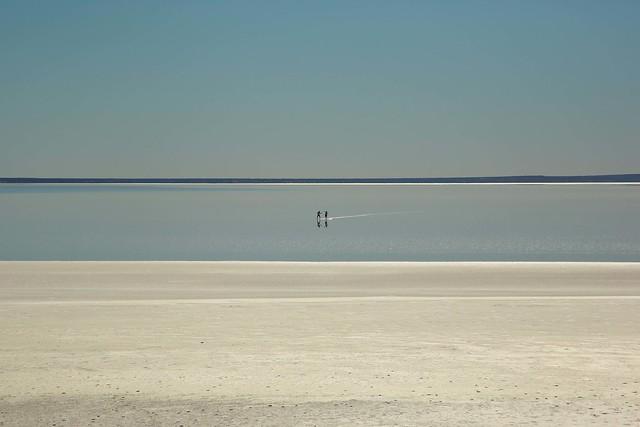 Lake Hart  ( salt lake )