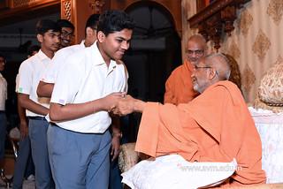Std-10-11-12-visit-to-Haridham-for-Swamishree's-Blessings-(73) | by Atmiya Vidya Mandir