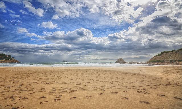 (052/19) La playa de los pasos perdidos