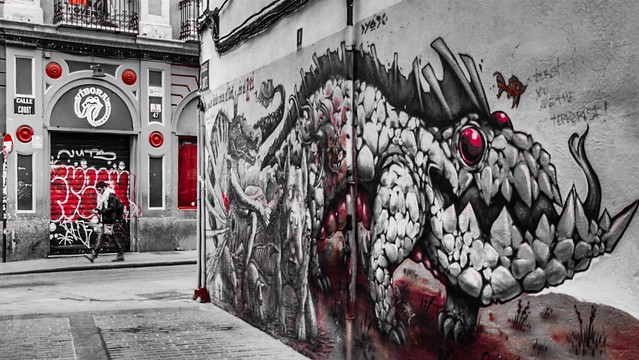 El monstre del carrer de Cañete