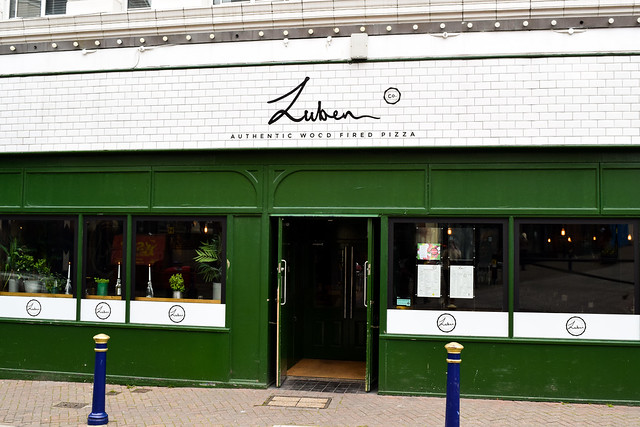 Luben's Pizza, Folkestone