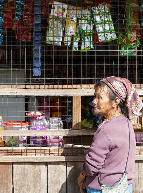 La petite boutique de Hong