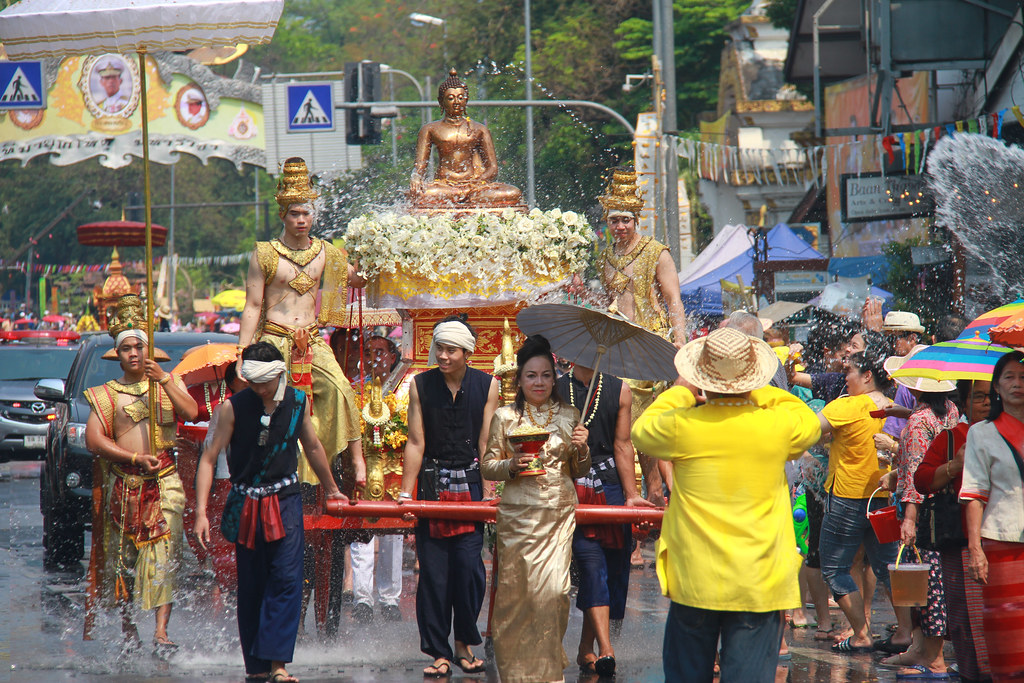Chiangmai, 13/04/2019