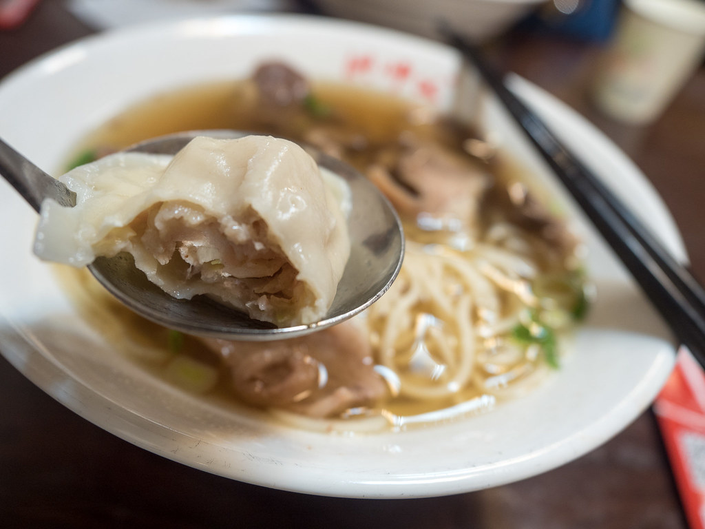 Chef Hung's juicy and big dumpling