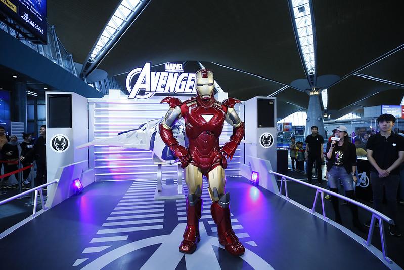 Image 5- Ironman Appearance